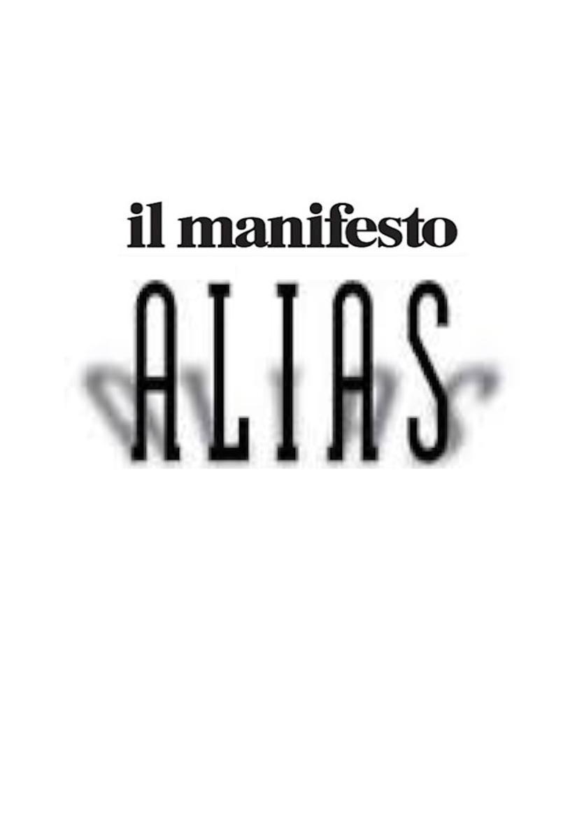 Parlano di noi: Alias 30 dicembre2012