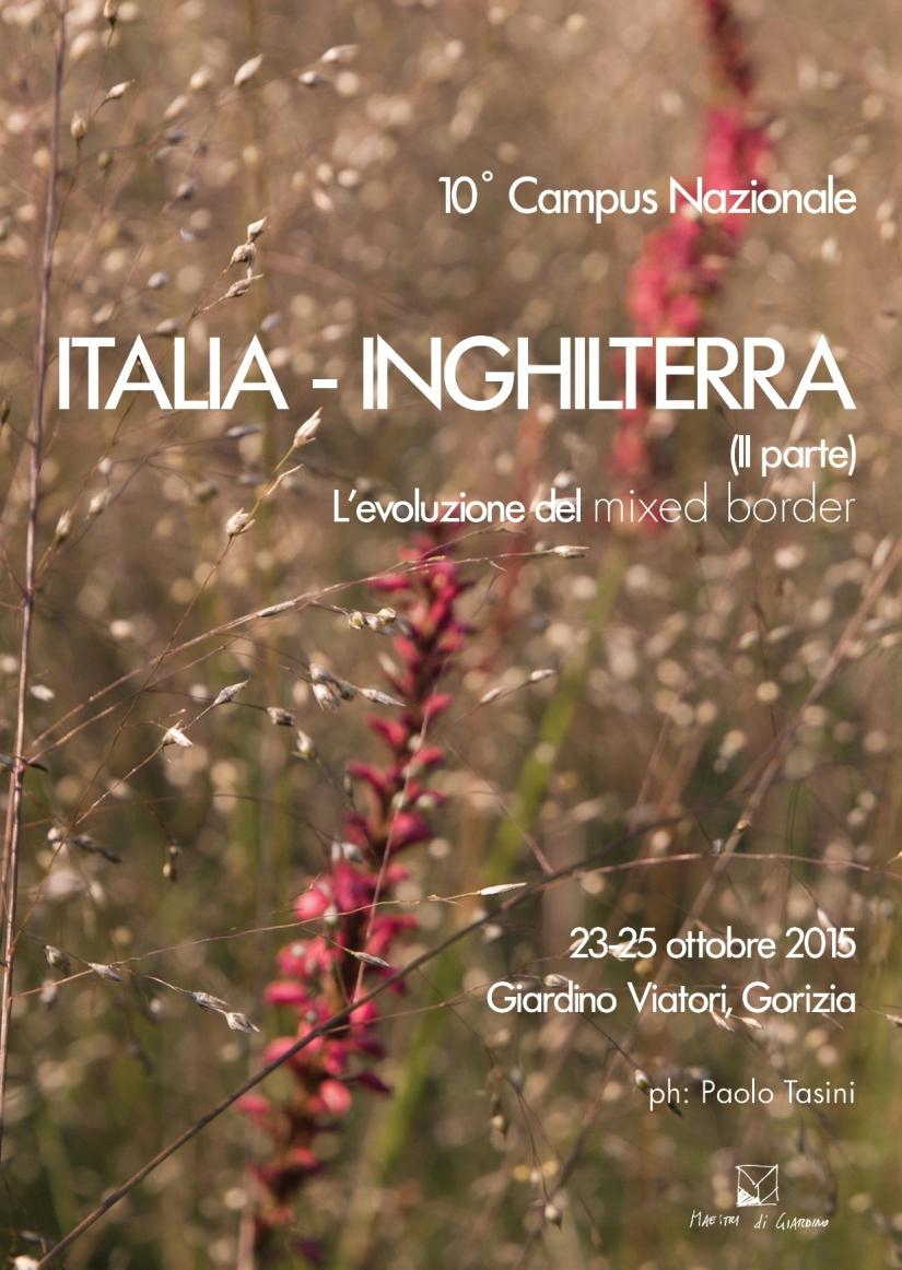Italia – Inghilterra, parte II – 10° Campusnazionale