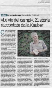 Gazzetta di Parma_Le vie dei campi