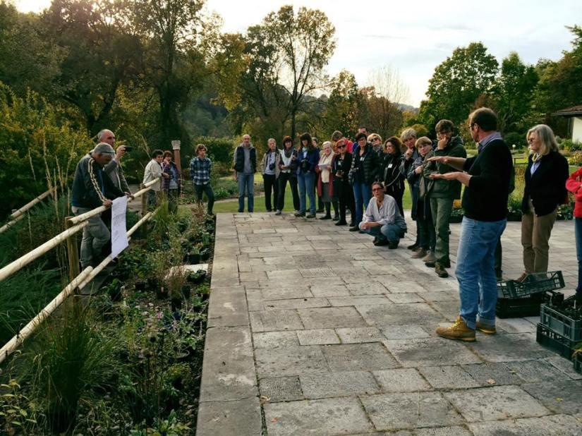 Piante, giardini e habitat: i giardinieri siincontrano